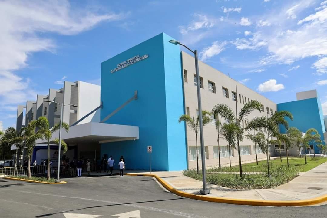 Inauguran Hospital Provincial Pedro E. de Marchena en Bonao