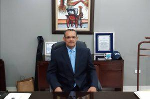 El Doctor Rafael Dario Collado asume como director SRS C.C