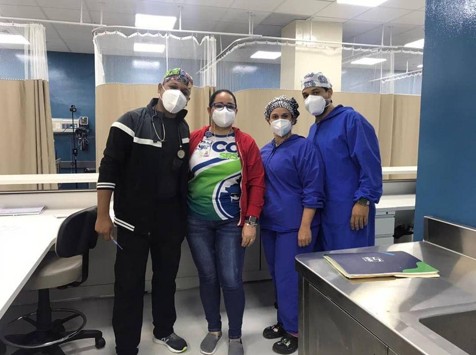 Dra. Flete Supervisó Todas Las Emergencias De Nuestros Hospitales En Semana Santa 2021