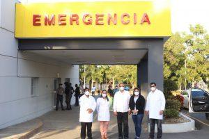 Director Regional Supervisa Los Hospitales De La Región Cibao Central Por Motivo De Semana Santa 2021