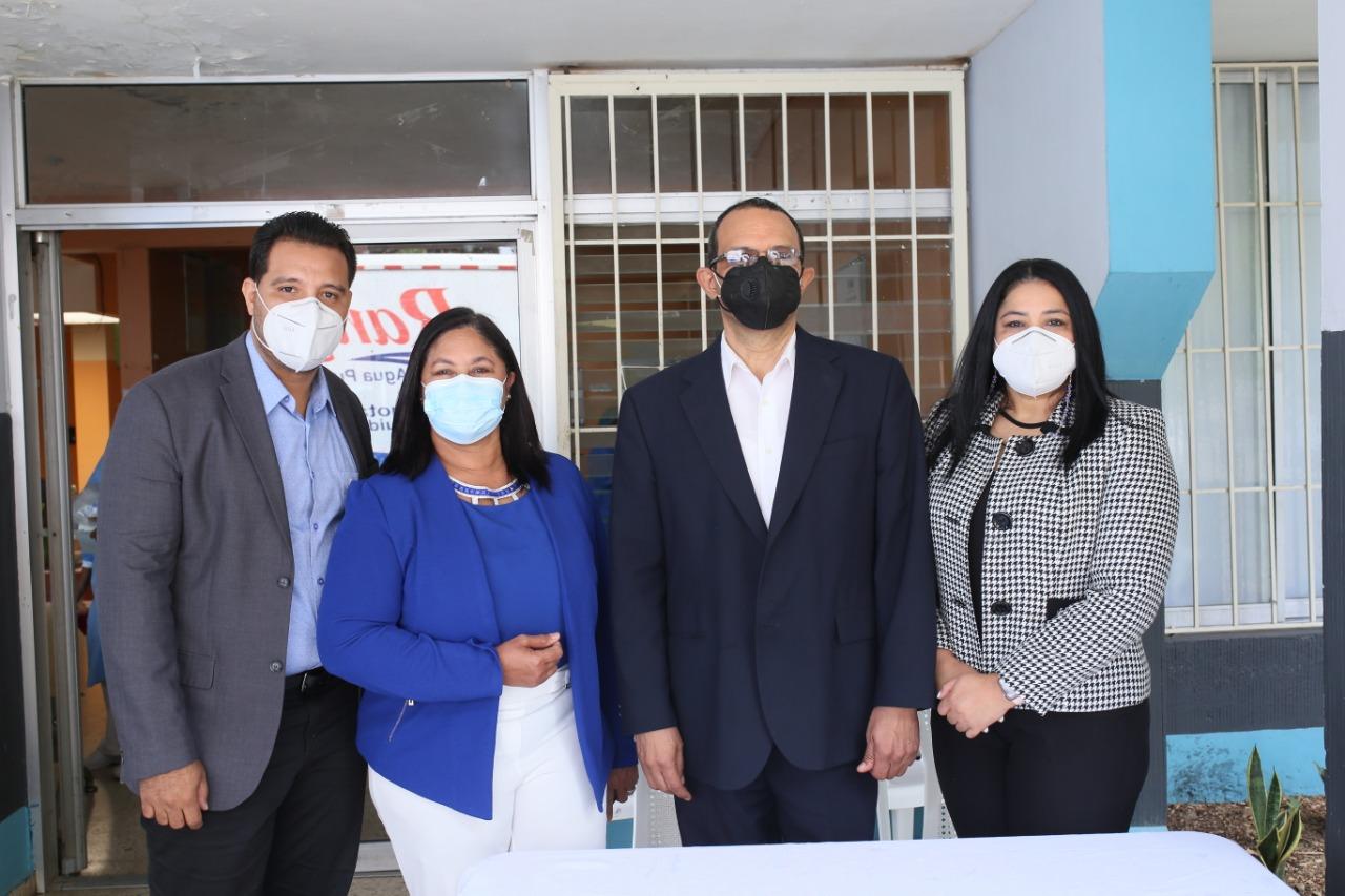Dr. Collado Sostiene encuentro con la Prensa y aclara los Temas del Armida García