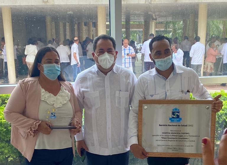 Hospital municipal Fantino gana mejor desempeño hospitalario