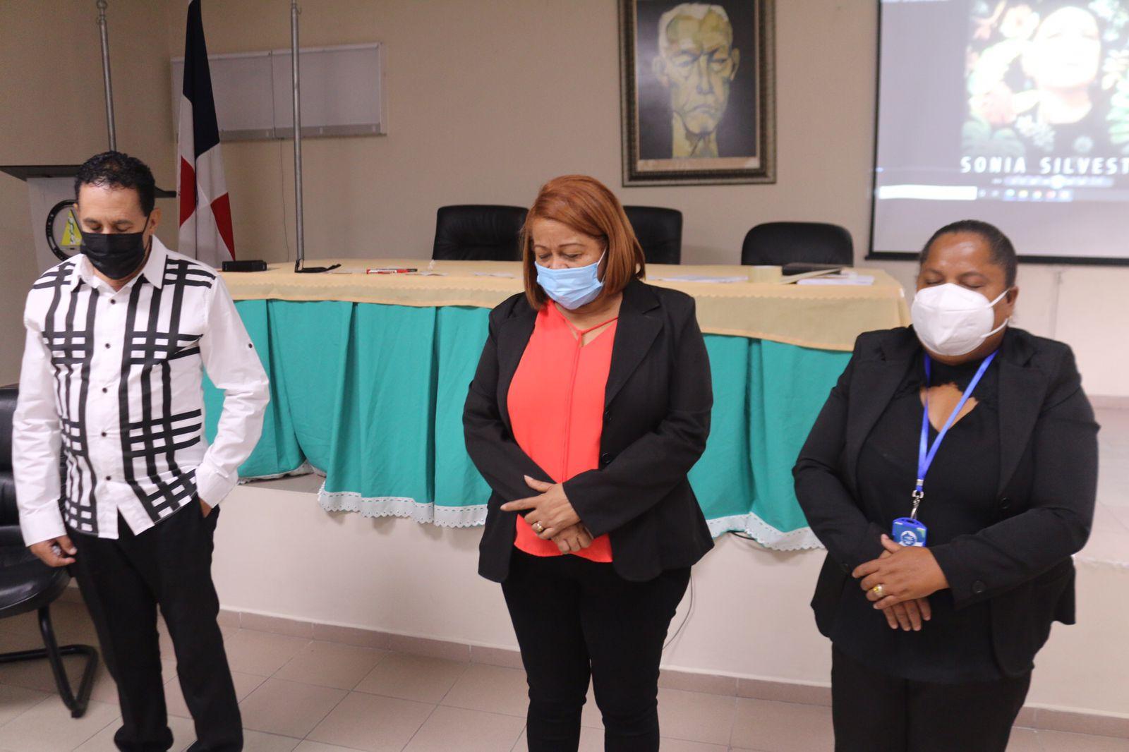 Enfermería realiza capacitación sobre manejo de conflicto en el Traumatológico Prof. Juan Bosch