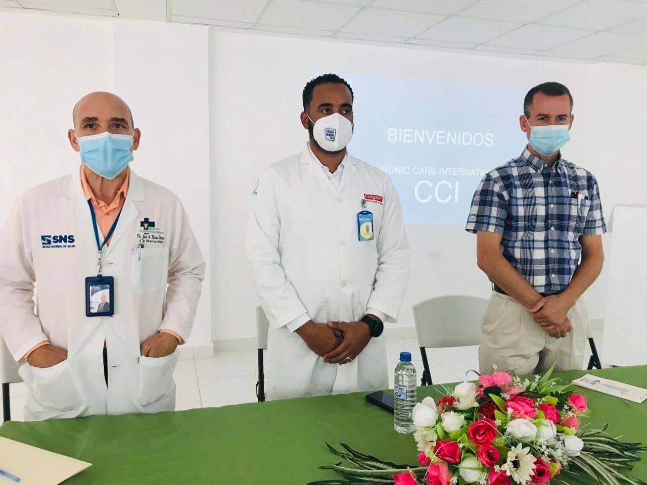 Dejan en funcionamiento unidad especial para pacientes diabéticos en Fantino